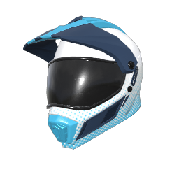Tempo Storm Motocross Helmet