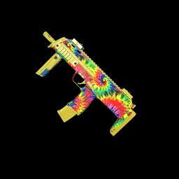 Tie-Dye M1911A1