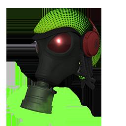 Toxic Fumigator Mask