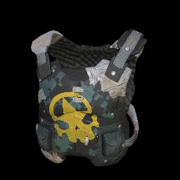 Tribute Makeshift Armor