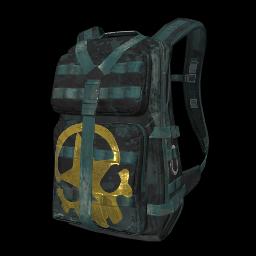 Tribute Military Backpack