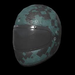 Tribute Motorcycle Helmet