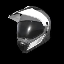 TSM Motocross Helmet