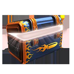 Unlocked Hotshot Crate