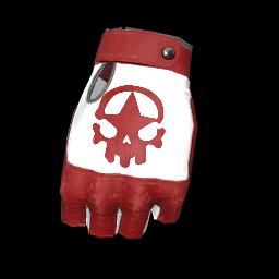 Varsity Fingerless Gloves