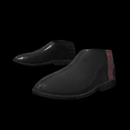 Vixen Black Shoes