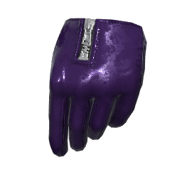 Vixen Purple Gloves