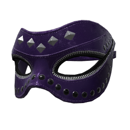 Vixen Purple Mask