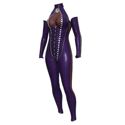 Vixen Purple Suit