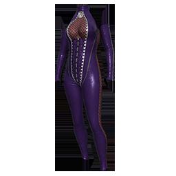 Vixen Purple Suit