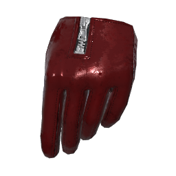 Vixen Red Gloves