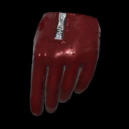 Vixen Red Gloves