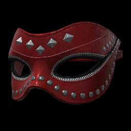 Vixen Red Mask