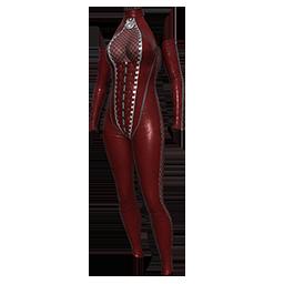 Vixen Red Suit