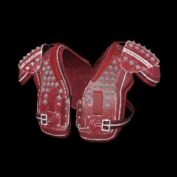 Vixen Red Tactical Armor