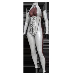 Vixen White Suit