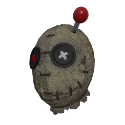 Voodoo Doll Mask