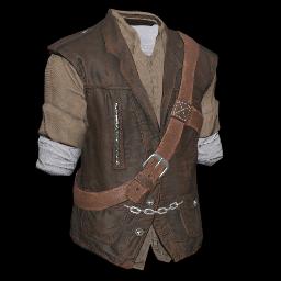 Westwood Flannel Vest