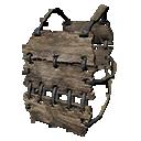Wooden Body Armor