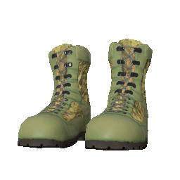 Woodland Ghillie Suit Boots