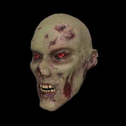 Z1 Zombie Mask
