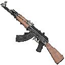 Modified AK-47