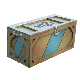 Locked Alpha Launch Crate