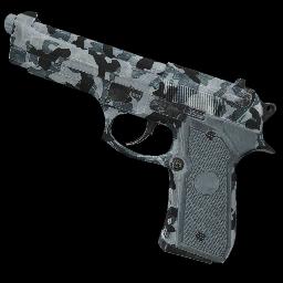 Alpine Camouflage M9