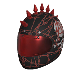 Anarchy Motorcycle Helmet