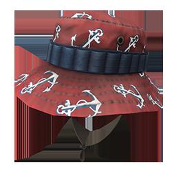 Skin: Anchor Boonie Hat