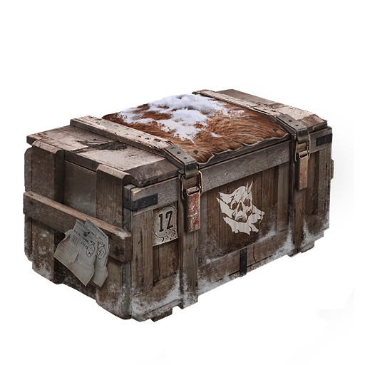 Avalanche Crate