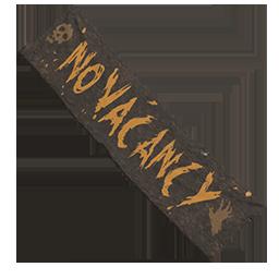 Banner: No Vacancy Recipe