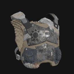 Black Sun Armor
