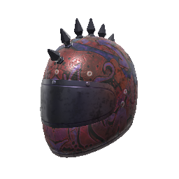 Blood Drinker Helmet