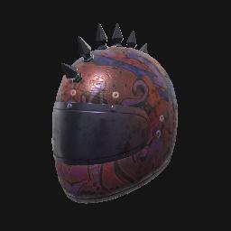 Blood Drinker Helmet
