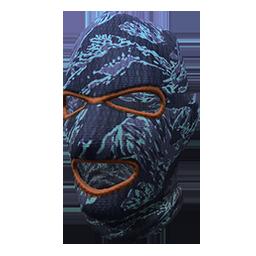 Skin: Blue Camo Ski Mask