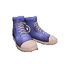Blue Conveys Sneakers