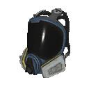 Blue Full Face Respirator