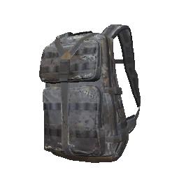 Blue Military Backpack