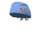 Blue Scrubs Cap