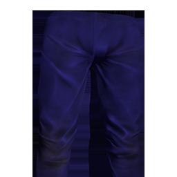 Skin: Blue Sports Pants