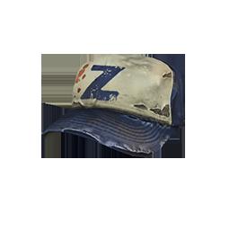 Skin: Blue Z Trucker Cap