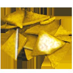 Brass Shard