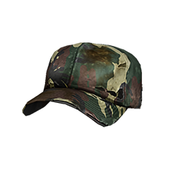 Skin: Camo Green Cap