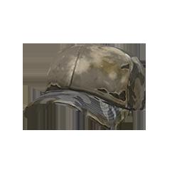 Skin: Camo Grey Trucker Cap