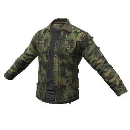 Skin: Forest Camo Jacket
