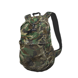 Skin: Camouflage Backpack