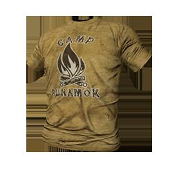 Skin: Camp Runamok T-Shirt