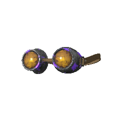 Skin: Checkered Past Goggles