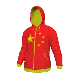 Skin: China Hoodie